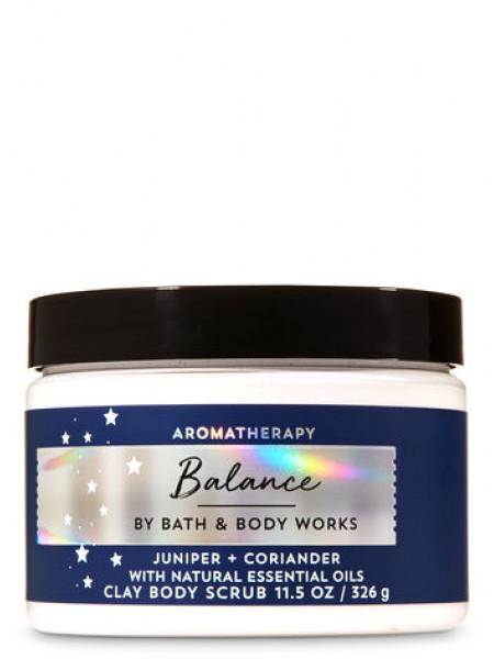 Скраб Aromatherapy Balance Juniper Coriander От Bath And Body Works