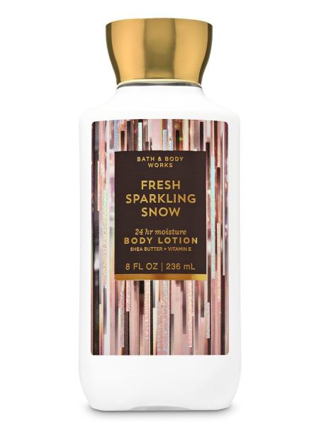 Лосьйон Fresh Sparkling Snow від Bath and Body Works