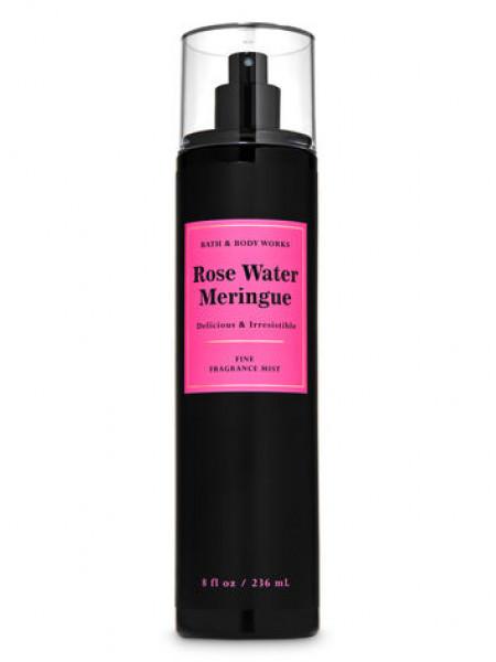 Спрей Rose Water Meringue від Bath and Body Works