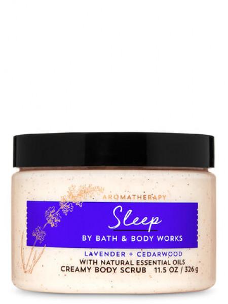 Скраб Aromatherapy Sleep Lavender Cedarwood От Bath And Body Works