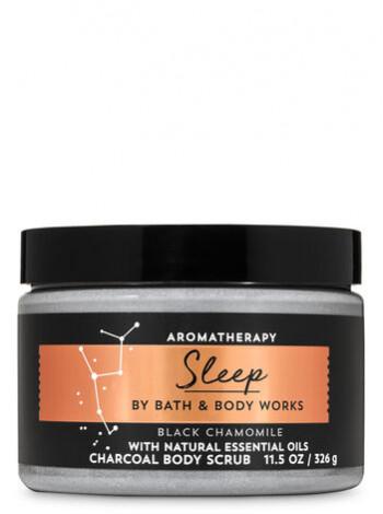Скраб Aromatherapy Sleep Black Chamomile Від Bath And Body Works
