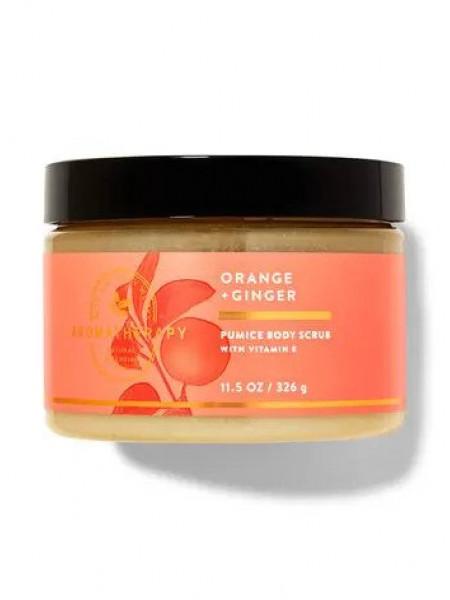 Скраб Aromatherapy Energy Orange Ginger От Bath And Body Works