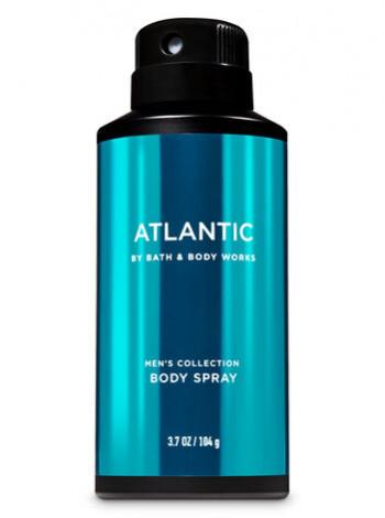 Мужской дезодорант Atlantic от Bath and Body Works