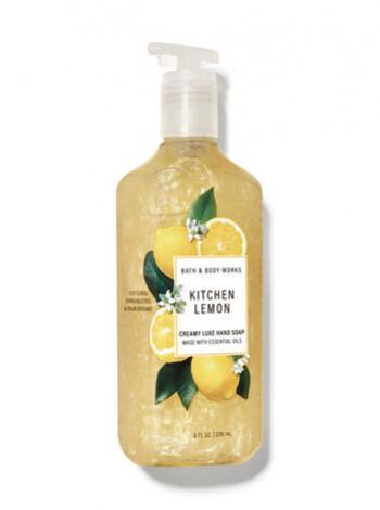 Мило для рук Kitchen Lemon Bath and Body Works
