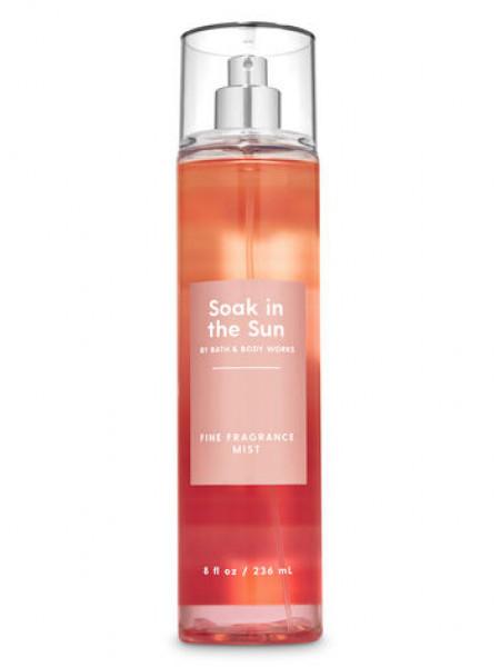 Спрей Soak In The Sun - Peach Sunset від Bath and Body Works