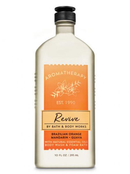Гель-Піна Для Душа Aromatherapy Revive By Bath & Body Works - Brazilian Orange Guava