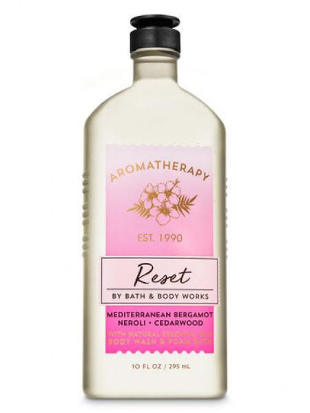 Гель-Піна Для Душа Aromatherapy Reset By Bath & Body Works - Mediterranean Bergamot Neroli