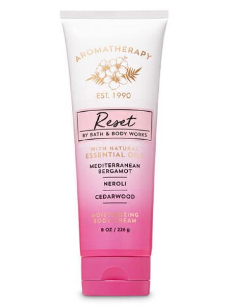 Крем для тіла Aromatherapy Reset by Bath & Body Works - Mediterranean Bergamot Neroli