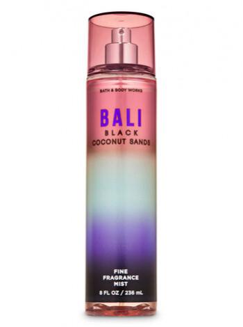 Спрей Bali Black Coconut Sands від Bath and Body Works