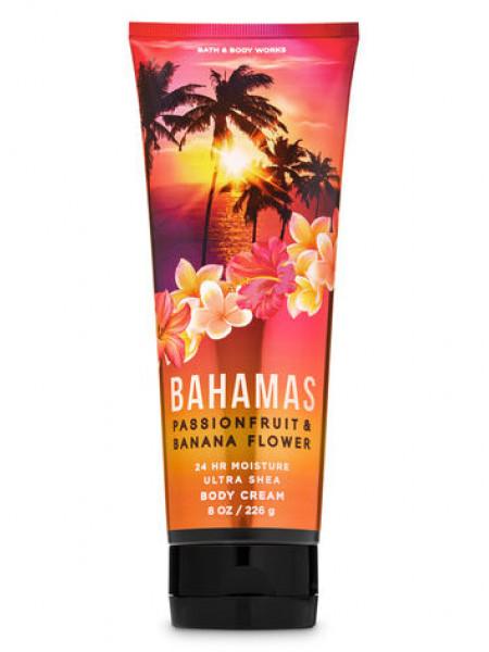 Крем для тіла Bahamas Passionfruit & Banana Flower від Bath and Body Works