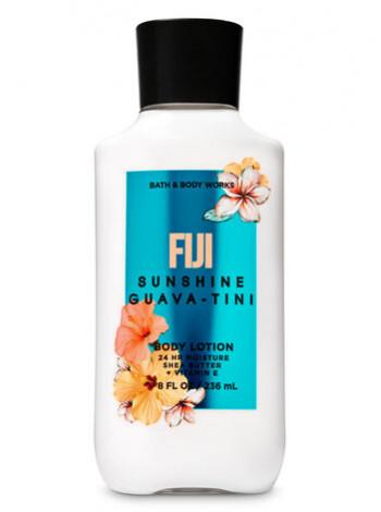 Лосьйон Fiji Sunshine Guava-Tini від Bath and Body Works