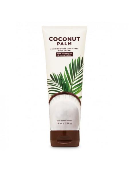 Крем для тела с маслом ши Coconut Palm от Bath and Body Works