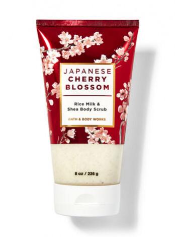 Скраб Japanese Cherry Blossom від Bath And Body Works