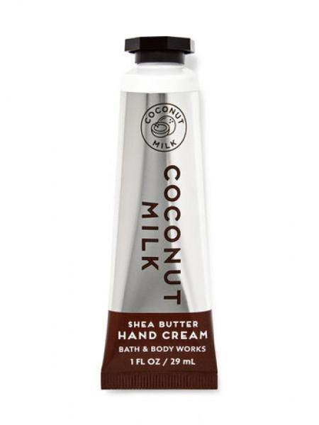 Ароматный крем для рук Bath & Body Works Hand Cream Coconut Milk 29мл