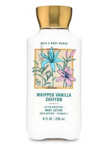 Лосьон Whipped Vanilla Chiffon от Bath and Body Works