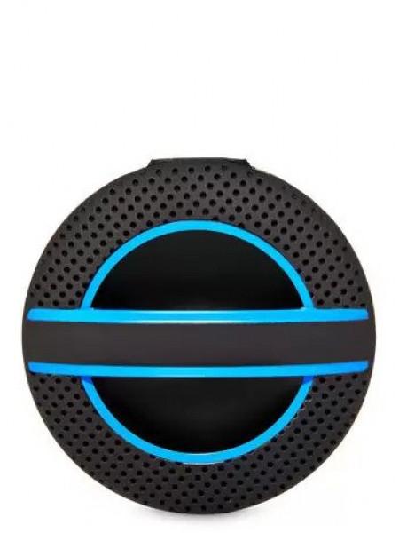 Тримач для ароматизатора від Bath and Body Works - Blue Textured Soft Touch Visor Clip