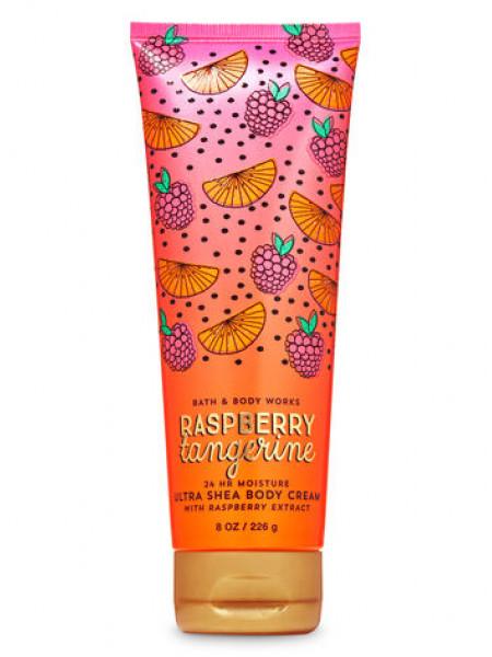 Крем для тіла з олією ши Raspberry Tangerine від Bath and Body Works