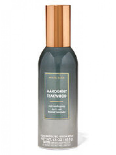 Концентрированный спрей для дома Bath and Body Works - Mahogany Teakwood