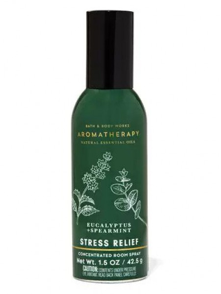 Концентрированный спрей для дома Bath and Body Works - Eucalyptus Spearmint