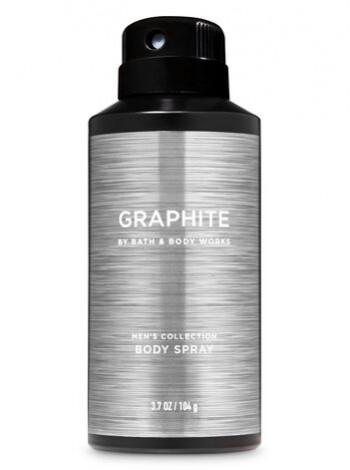 Мужской дезодорант Graphite от Bath and Body Works