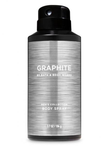 Чоловічий дезодорант Graphite від Bath and Body Works