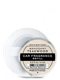 Ароматизатор для автомобіля Mahogany Teakwood від Bath and Body Works