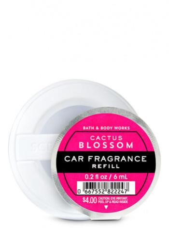 Ароматизатор для автомобіля Cactus Blossom від Bath and Body Works