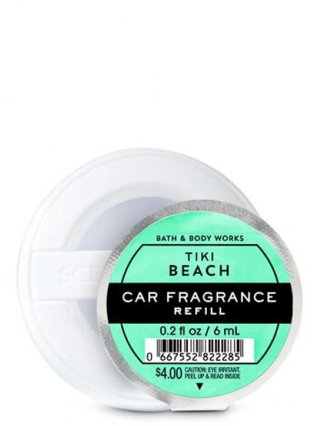 Ароматизатор для автомобіля Tiki Beach від Bath and Body Works