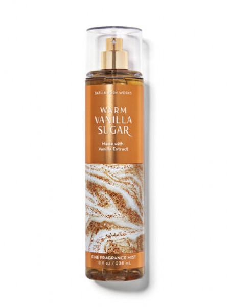 Спрей Warm Vanilla Sugar від Bath and Body Works