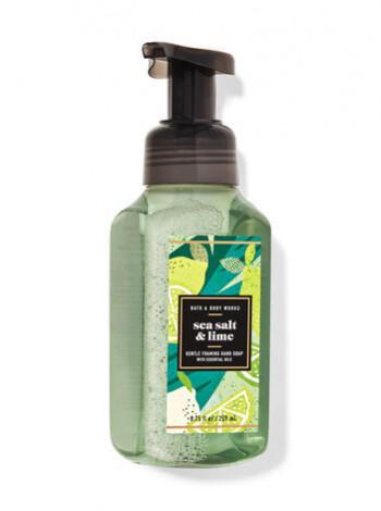 Мило для рук Sea Salt and Lime Bath and Body Works