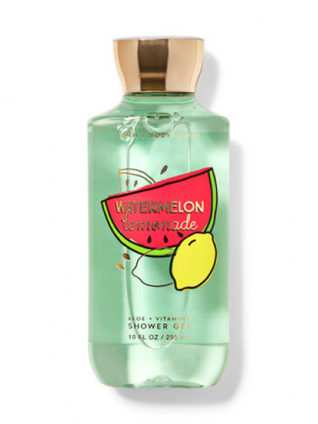 Гель для душа Watermelon Lemonade від Bath and Body Works