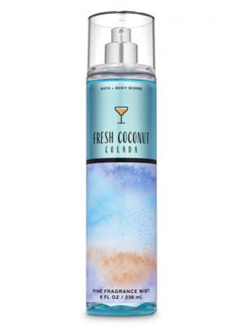 Спрей Fresh Coconut Colada від Bath and Body Works