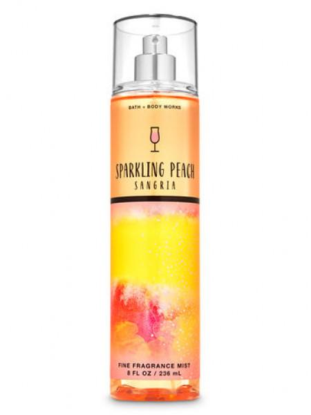 Спрей Sparkling Peach Sangria від Bath and Body Works