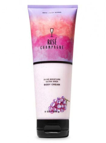 Крем для тіла з олією ши Rose Champagne від Bath and Body Works