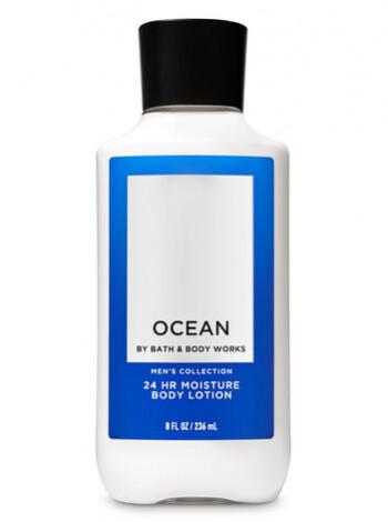 Лосьйон для тіла Ocean by Bath & Body Works для чоловіків