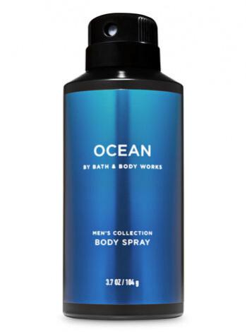 Мужской дезодорант Ocean от Bath and Body Works