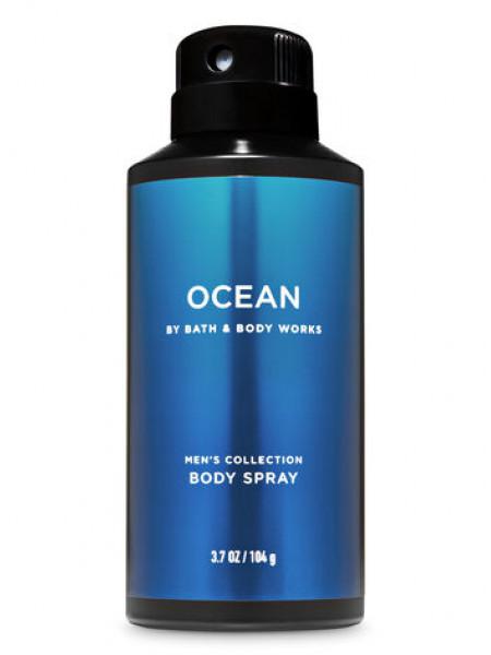Чоловічий дезодорант Ocean від Bath and Body Works