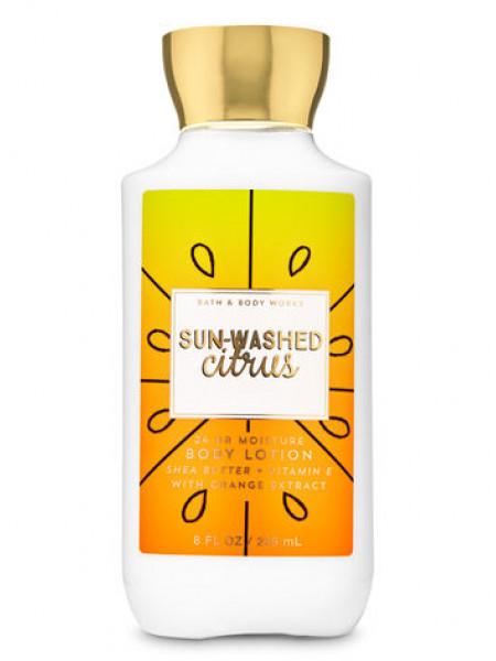 Лосьон для тела Sun-Washed Citrus от Bath and Body Works