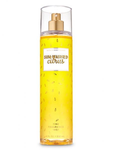 Спрей Sun-Washed Citrus від Bath and Body Works
