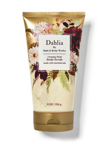 Скраб Dahlia от Bath And Body Works