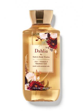 Гель для душа Dahlia от Bath and Body Works