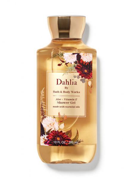Гель для душа Dahlia від Bath and Body Works
