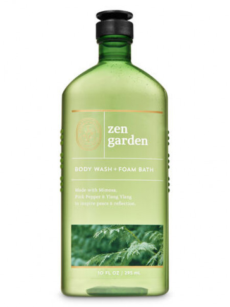 Гель-Піна Для Душа Aromatherapy By Bath & Body Works - Zen Garden