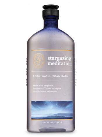 Гель-Пена Для Душа Aromatherapy By Bath&Body Works - Stargazing Meditation