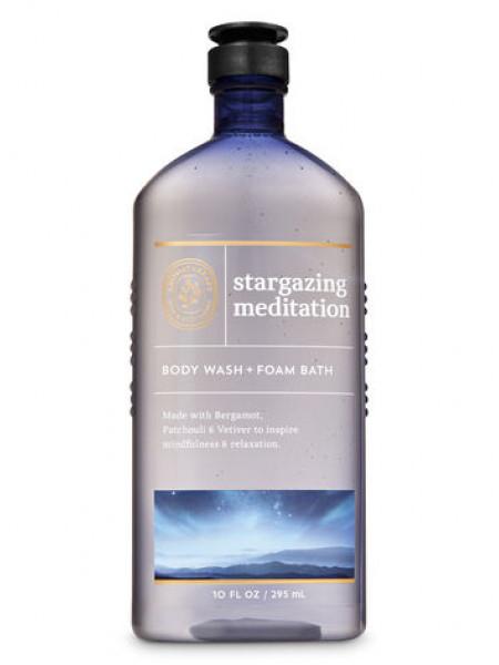 Гель-Піна Для Душа Aromatherapy By Bath & Body Works - Stargazing Meditation