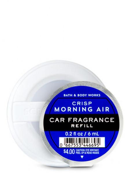 Ароматизатор для автомобиля Crisp Morning Air от Bath and Body Works