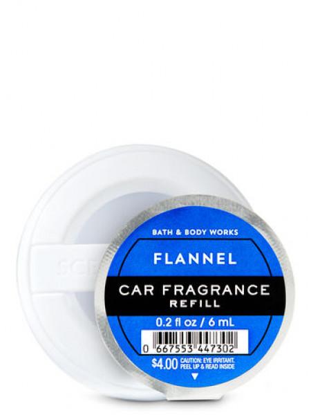 Ароматизатор для автомобіля Flannel від Bath and Body Works