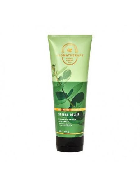 Крем для тела Stress Relief By Bath&Body Works - Eucalyptus Spearmint