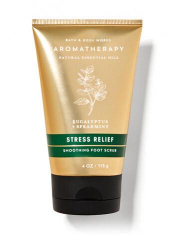 Скраб для стоп Aromatherapy Stress Relief від Bath And Body Works