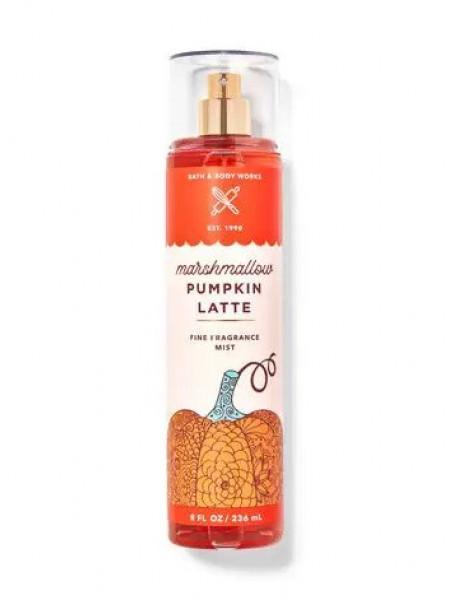 Спрей Marshmallow Pumpkin Latte від Bath and Body Works